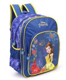 Disney Princess Bold As Rose Backpack Blue