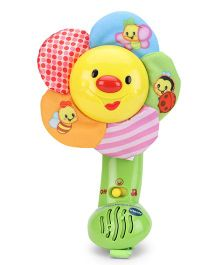 Vtech Sunny Face Musical Flower - Multicolor