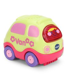 Vtech Toot-Toot Drivers Van - Yellow And Pink