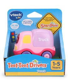 Vtech Toot-Toot Drivers Truck - Purple And Pink