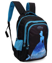Disney Princess Backpack Black - 19 Inches
