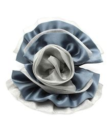 Eternz Flower Style Hair band - Grey