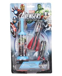 Marvel Avengers Pump Rockets And Launcher