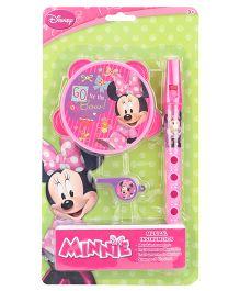 Disney Minnie Musical Instruments Set - Pink