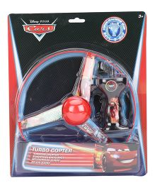 Disney Cars Turbo Copter - Red