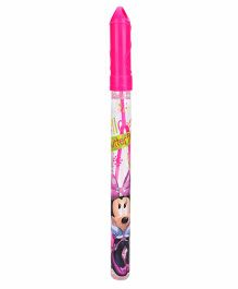Disney Minnie Bubble Stick - Pink