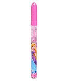 Disney Princess Bubble Stick - Pink
