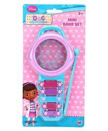 Disney Multi Mini Band Set - Pink