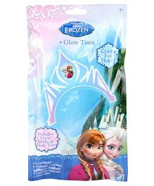 Disney Frozen Glow Tiara - Blue