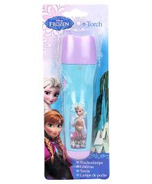 Disney Frozen Torch - Aqua And Purple