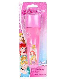 Disney Princess Small Torch - Pink