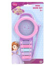 Disney Sofia The First Mini Band Set - Purple