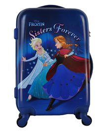 Gamme Disney Frozen Kids Luggage - Blue