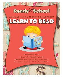 Ready For School Learn To Read  - English