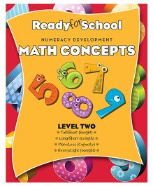 Ready For School Maths Concepts - English