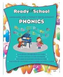 Ready For School Phonics - English