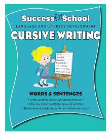 Success For School Cursive Writing Words And Sentences - English