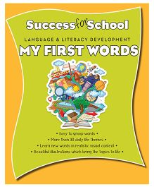 Success For School My First Words - English