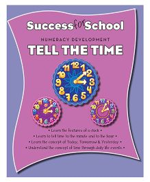 Success For School Tell The Time - English