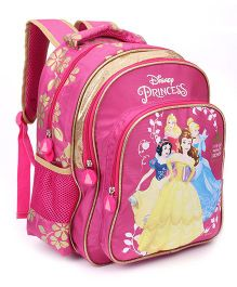 Disney Princess Backpack Pink - 14 Inches