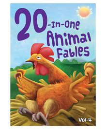 20 In One Animal Fables Vol-4 - English