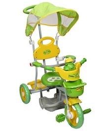 Mee Mee Musical Tricycle with Canopy Green - MM-237A