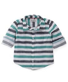 The Kidshop Smart Stripes Shirts - Multicolour