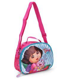 Dora Small Utility Bag - Pink