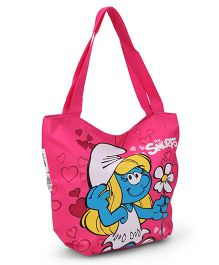 Smurfs Fashion Bag - Pink