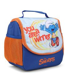 Smurfs Multi Utility Bag - Blue