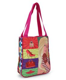 Steffi Hand Bag - Multicolor