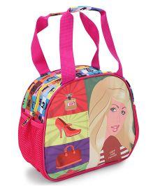 Steffi Travel Bag - Pink