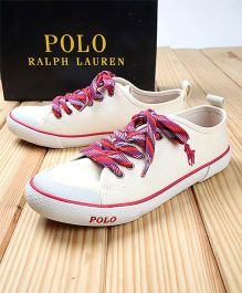 Polo Ralph Lauren Seankers - White