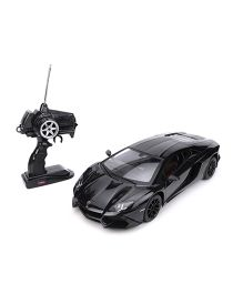 Mitashi Dash RC Rechargeable Car Lamborghini Aventador - Black