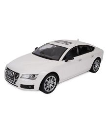 Mitashi Dash Remote Controlled Audi A7 Car - White