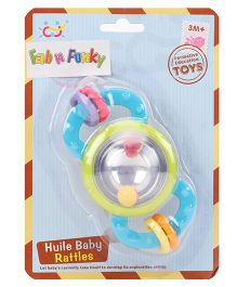 Baby Ball Rattle - Multi Color