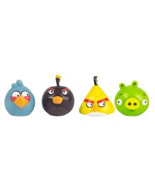 Angry Birds Figurine Pack Of 4 -  Multi Color