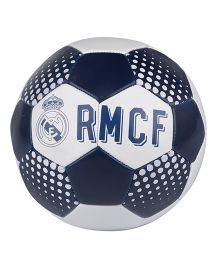 Kidsmojo Real Madrid Football Size 5 - Blue & White