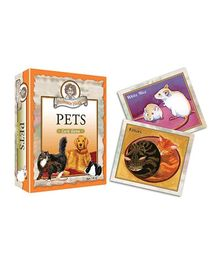 OutSet Media Prof Noggin's Pets Card Game - Orange