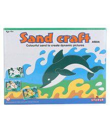 Zephyr Sand Craft Aqua