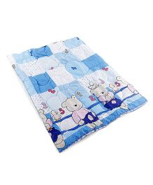 Owen Single Bed Comforter - Blue