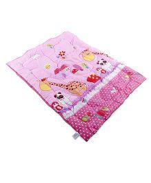 Owen Single Bed Comforter - Pink