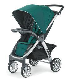 Chicco Bravo Stroller Chakra USA - Green