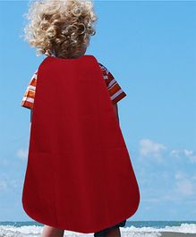 Kadambaby Superhero Kids Cape - Red Blue