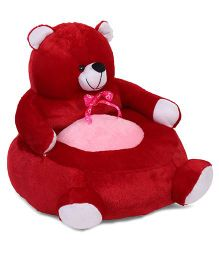 Lovely Teddy Sofa - Maroon