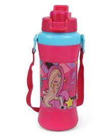 Barbie Water Bottle Pink - 480 ml