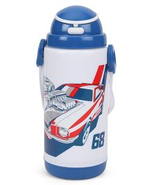Hotwheels HW DW Drive Large Water Bottle - 420 ml
