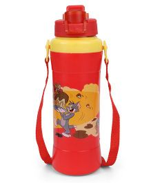 Tom & Jerry Water Bottle Red - 500 ml