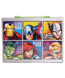 Marvel Avengers Stationary Set - Multi Color