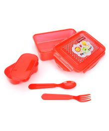 Fisher Price Lunch Box - Red